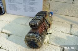 Военно-патриотическая акция «Сирийский перелом». Челябинск, вооружение, трофеи, сву, сирийский перелом, взрывное устройство, бомба, фугас