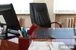 Визит врио губернатора Шумкова Вадима в Шатровский район., отставка, пустое кресло, кресло, кресло главы