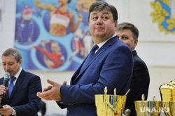 Руководитель СК Богдан Францишко. Курган, францишко богдан