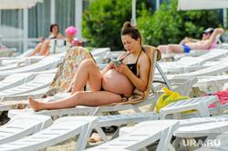 Частный пляж «Западный». Челябинск, лето, пляж, отдых, беременная, пляжный сезон