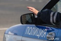Пост ДПС на трассе. Сургутский район, машина дпс, дпс, полицейская машина, гибдд, полиция, рука полицеского