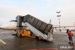 Авиапресс-тур Курган-Москва. Аэропорт Шереметьево. Курган, аэродром, трап самолета