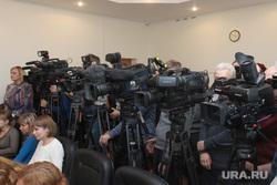 Холманских в Шадринске, пресса, камеры