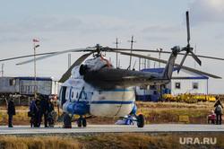 Поселок Тазовский, Новый Уренгой, Ямало-Ненецкий автономный округ, вертолет, авиакомпания ямал, ми-8, перевозка людей, поселок тазовский