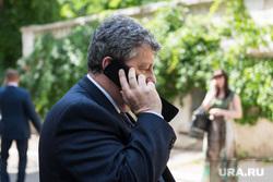 Крым., чернецкий аркадий, говорит по телефону