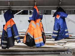 Строительство второй очереди завода СИБУР. Тобольск, спецодежда, спецовки, рабочие куртки, запсибнефтехим