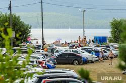 Экология Миасса и окрестностей. Челябинск, стоянка автомобилей, жара, лето, тургояк, отдых, озеро тургояк