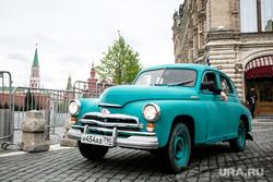 Оцепление Красной Площади 9 мая. Москва, победа, автомобиль, газ-20, красная площадь, москва