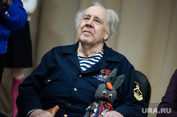 Юбилей писателя Владислава Крапивина. Екатеринбург , крапивин владислав, портрет