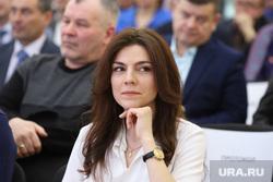 Встреча предпринимателей с врио губернатора Вадимом Шумковым. Курган, иванова ульяна