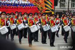 Парад 9 мая. Пермь, музыканты, представление, барабан, барабанщики, парад победы