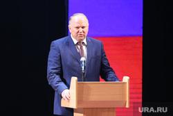 Торжественная церемония инаугурации губернатора Вадима Шумкова. Курган, портрет, цуканов николай