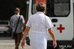 Машины скорой помощи. Курган, медик, врач, машина скорой помощи, вызов врача