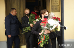 Прощание с Борисом Клюевым. Москва