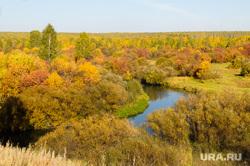 Золотая осень. Бабье лето. Челябинск., река миасс, золотая осень