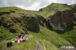 Кавказские горы в окрестностях Эльбруса, туризм, путешествие, поход, отдых, туристы, природа россии, природа кавказа, приэльбрусье, горы