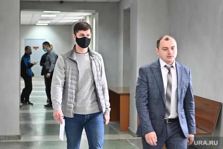 Допрос свидетелей по делу Васильева. Необр