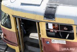 Третий день вынужденных выходных из-за ситуации с COVID-19. Екатеринбург, общественный транспорт, маршрут26, трамвай