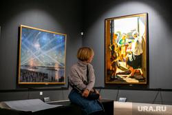 Выставка в Манеже «Память поколений». Москва, музей, картинная галерея, выставка, экспозиция