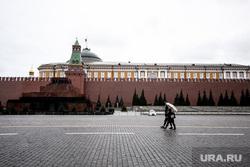 Москва во время объявленного режима самоизоляции. Москва, кремль, мавзолей, красная площадь, москва