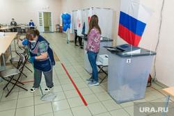 Единый день голосования. Магнитогорск, техничка, коиб, избирательный участок, выборы 2020