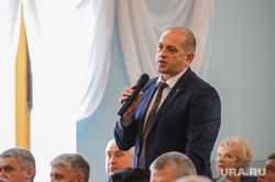 Совещание с главами муниципальных образований с участием Алексея Текслера. Челябинск, жилин вячеслав