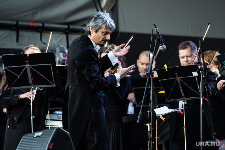 Закрытие фестиваля «Скрепа». Екатеринбург