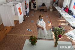 Выборы в ЗСО и МГСД. Магнитогорск, избирательный участок, выборы 2020