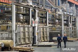 ВСМПО Ависма. Верхняя Салда, цех завода, всмпо ависма, промышленная печь