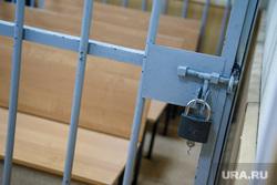 Заседание суда по делу о похищении Анатолия Плетухова. Екатеринбург., арест, заключение, замок, клетка