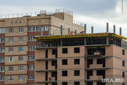 Клипарт. Магнитогорск, жилой дом, магнитострой, стройка