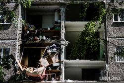 Взрыв на Сыромолотова, 28. Екатеринбург, взрыв газа, разрушенный дом