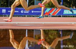 Чемпионат России по легкой атлетике. Челябинск, легкая атлетика, бег