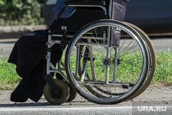 Промышленный клипарт. Магнитогорск, инвалидная коляска