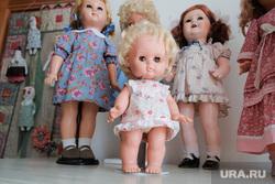 Коллекция старинных кукол. Курган , кукла, детская игрушка