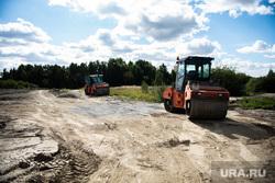 Шарташский лесопарк. Екатеринбург, строительные работы, шарташский лесопарк, реконструкция