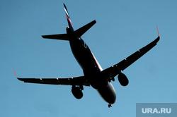 Выездное совещание общественного совета федерального партийного проекта «Безопасные дороги». Екатеринбург, самолет