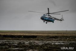 Рабочая поездка Дмитрия Кобылкина в Норильск. Норильск, север, тундра, арктика, грязь, бездорожье, экология, экологическая катастрофа, норильская тундра, таймыр
