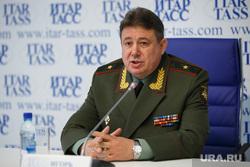 Военный комиссар Свердловской области. Игорь Лямин, лямин игорь
