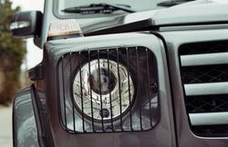 Открытая лицензия от 27.07.2016 , mercedes-benz, автомобиль, фара, авто, автомобильные фары, гелентваген, mercedes, гелендваген