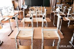 Монтаж камер, которые будут обеспечивать видеотрансляцию в ходе сдачи ЕГЭ. Екатеринбург, учебный класс, гимназия, учеба, стулья, школьный класс, карантин, каникулы, школа, школьная парта
