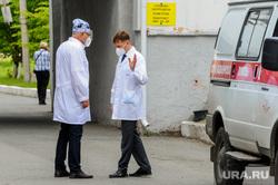 Областная больница №3. Челябинск, минздрав, вербитский михаил, медицина, скорая помощь, врач, семенов юрий