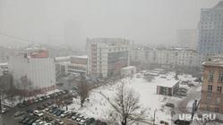 Непогода. Челябинск, снег, непогода, дождь