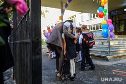 Первоклассники первого сентября в гимназии №13. Екатеринбург, школа, первоклассники, первое сентября, гимназия13