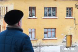Виды Новоуральска, Свердловская область, ветхое жилье