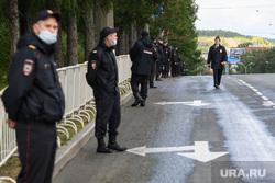 День танкиста в Нижнем Тагиле. Екатеринбург, массовое мероприятие, полиция, оцепление