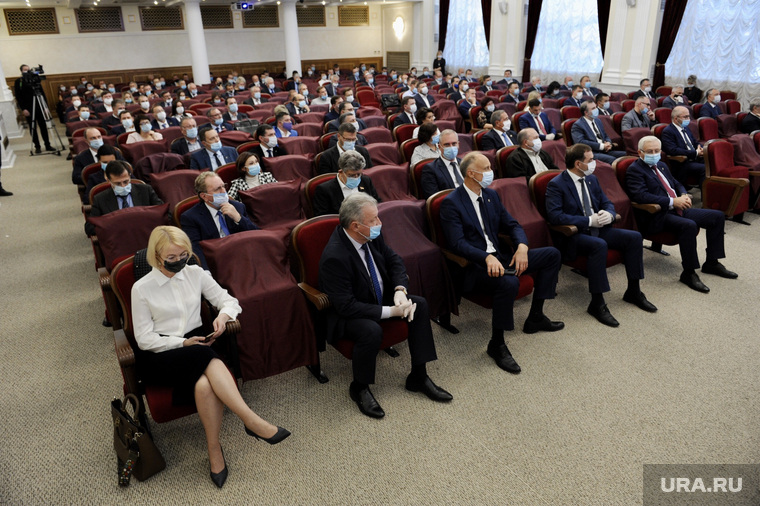 Конференция ЕР. Челябинск