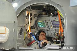 Экзамен у основного экипажа МКС-45/46/ЭП-18. Звездный городок, космонавт, волков сергей, космический корабль