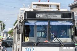 Сорок седьмой день вынужденных выходных из-за ситуации с распространением коронавирусной инфекции CoVID-19. Екатеринбург, троллейбус, троллейбус17, маршрут17, электрический транспорт
