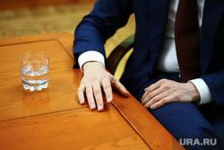 Интервью с губернатором Пермского края Максимом Решетниковым. Пермь, чиновник, деловой человек, руки